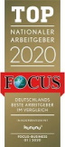 3PAGEN Top nationaler Arbeitgeber 2020